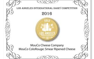 2016 Mouco ColoRouge Gold