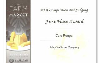 Colo Rouge First Place