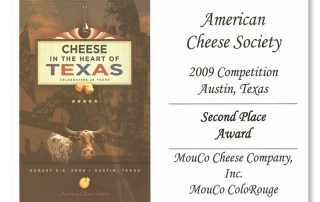 2009 Austin Texas Second Place