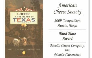 2009 Austin Texas Third Place