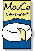 MouCo Camembert Logo